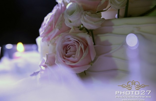 Wedding Cake Serena Obert - wedding planner