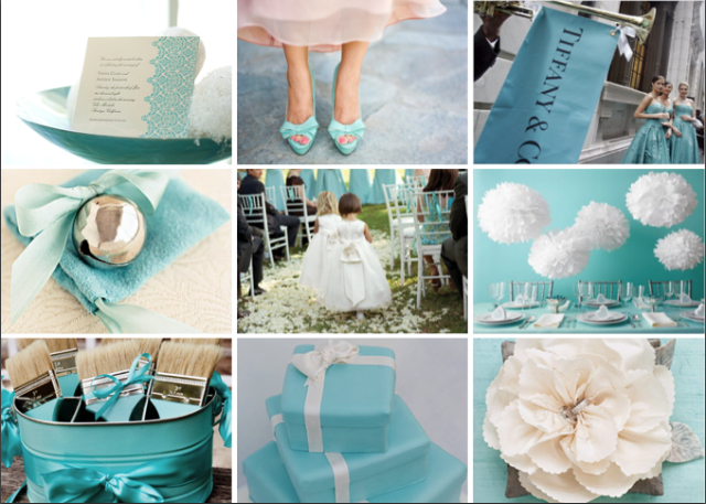 Matrimonio In Tiffany : Pantone tiffany color serena obert