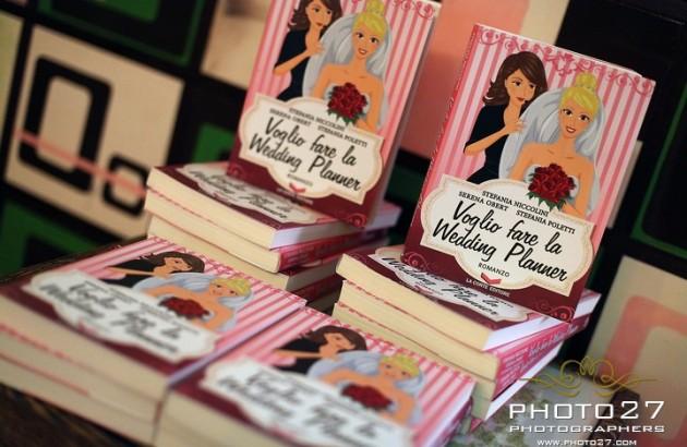 Voglio fare la wedding planner - romanzo matrimoni wedding - wedding planner