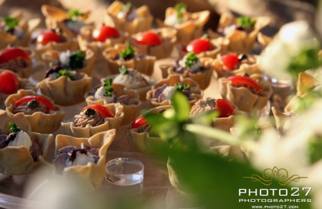 Buffet Food matrimoni - Serena Obert wedding planner Torino