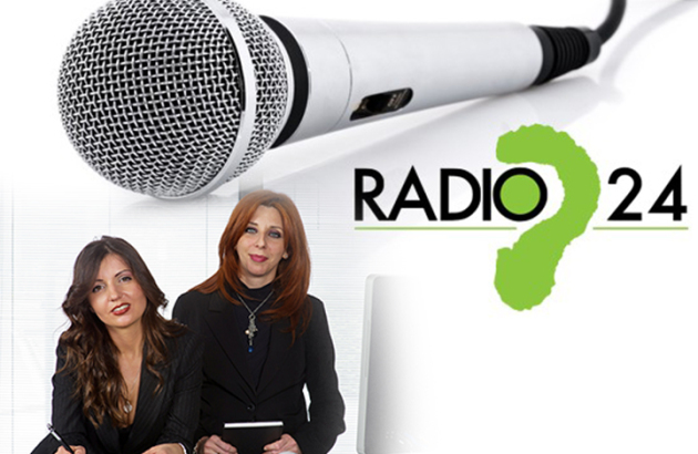 RADIO 24 SERENA OBERT WEDDING PLANNER