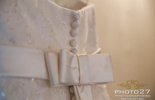 Abito sposa - wedding planner
