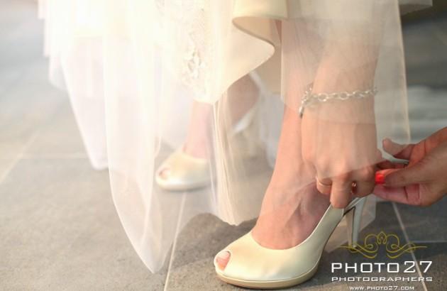 Scarpe da sposa