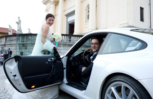 Matrimonio con wedding planner