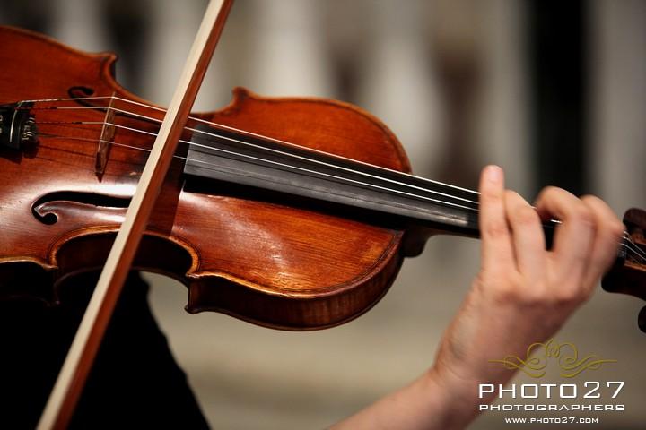 musica matrimonio violini
