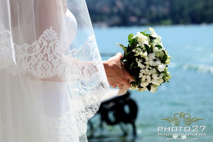 Matrimonio lago Piemonte