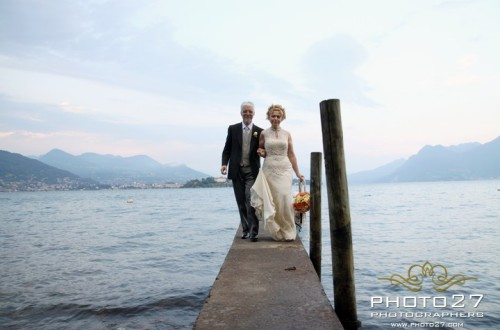 Italian Lakes destination wedding