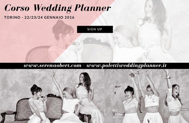 CORSO WEDDING PLANNER 2016