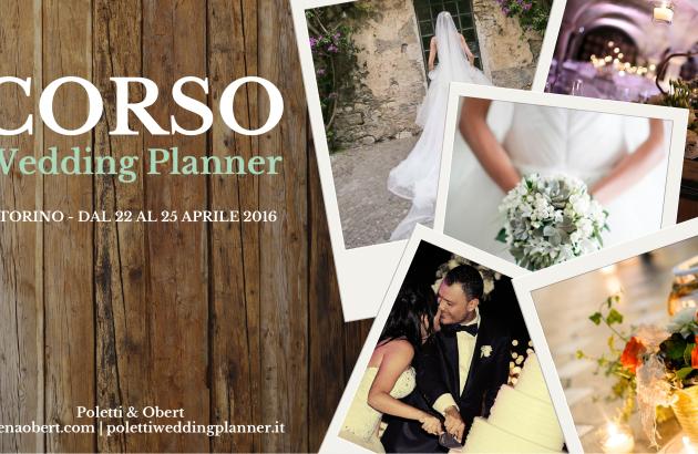 CORSO Wedding Planner Aprile 2016