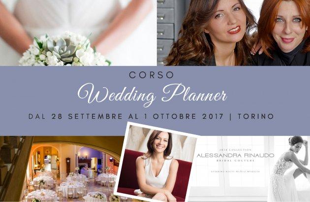 wedding planner formazione