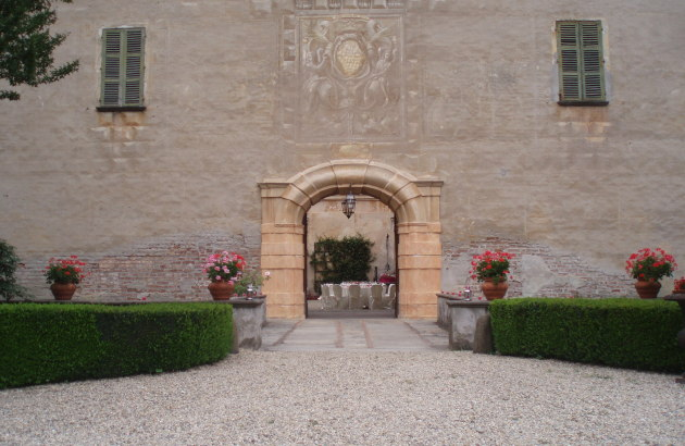 matrimonio castello - wedding planner