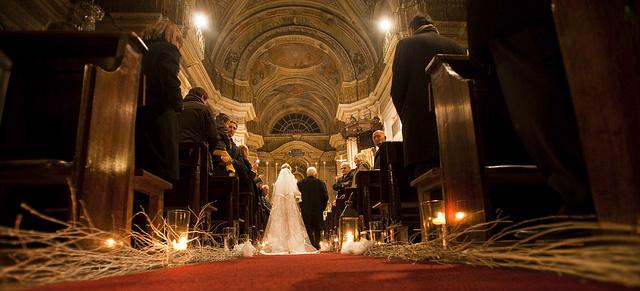 matrimonio invernale torino