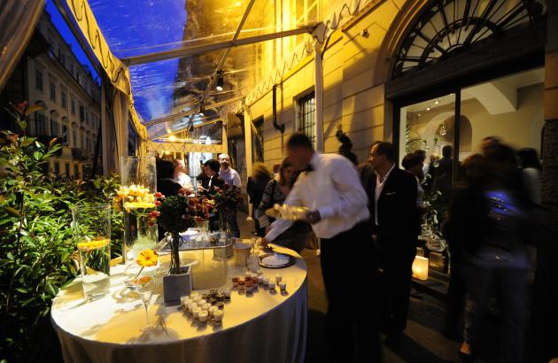 Inaugurazione Vogliotti floral designer