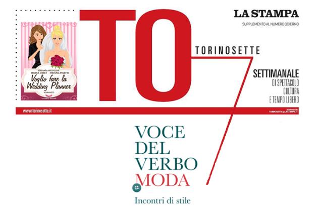 Press Serena Obert - Torinosette - CIRCOLO LETTORI TORINO - Voce del Verbo Moda
