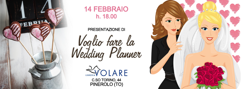 Press wedding planner - Voglio fare la wedding planner a Pinerolo in Piemonte