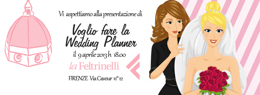 Press Serena Obert - Voglio fare la wedding planner a Firenze