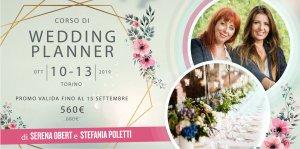 CORSO WEDDING PLANNER Serena Obert