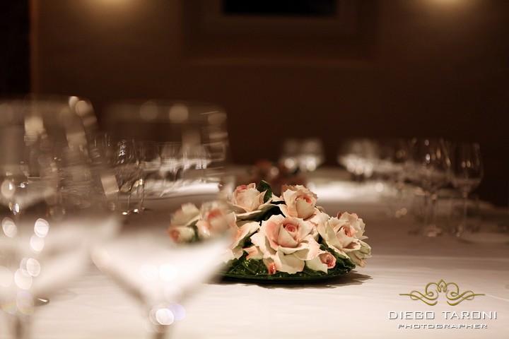Apparecchiare la tavola - Galateo