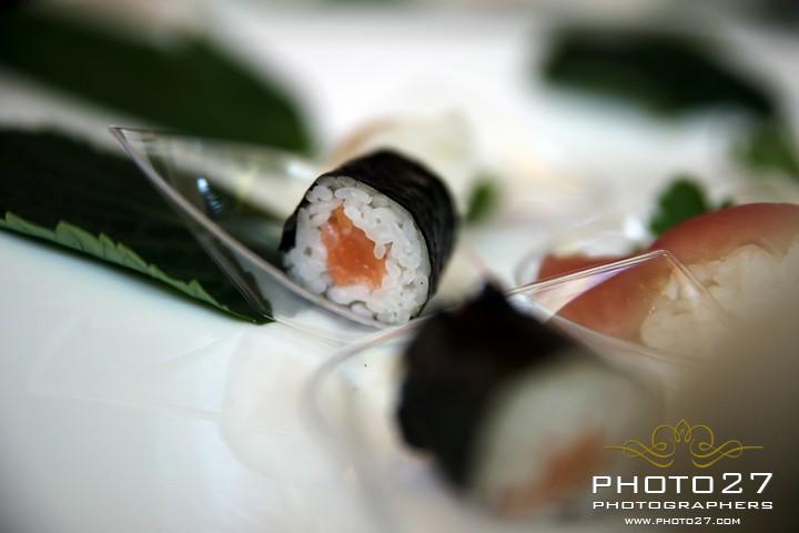 Sushi al matrimonio
