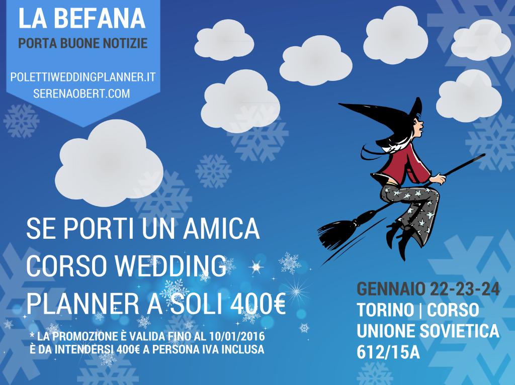 Corso Wedding Planner Gennaio 2016